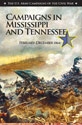 Campaigns In Mississippi and Tennessee book cover
