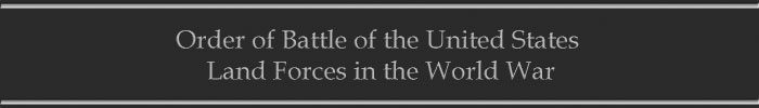 Order of Battle of the United States Land Forces in the World War banner