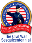 The Civil War Sesquicentennial logo
