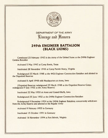 Page 1 - 249 Eng Bn L&H Certificate