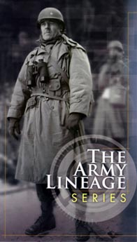 Cover, The Army Lineage Series Brochure