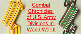 Banner, Combat Chronicles of U.S. Army 