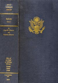 Infantry Part I book cover