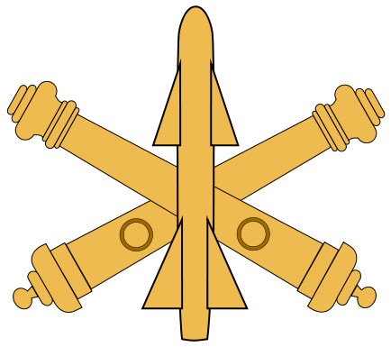 Air Defense Artillery Branch Insignia