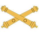 Field Artillery Branch Insignia