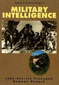 Cover, Military Intelligence