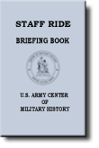 Fredericksburg Staff Ride Briefing Book cover