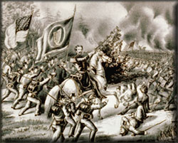 General Meagher at 