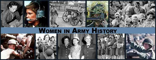 Women in Army History