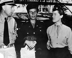 US Army Nurse Beatrice E. Chambers,  	