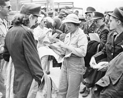 Lieut. Colonel Nola G. Forrest, 