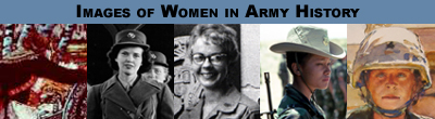 Click to view Images of Women in U.S. Army History