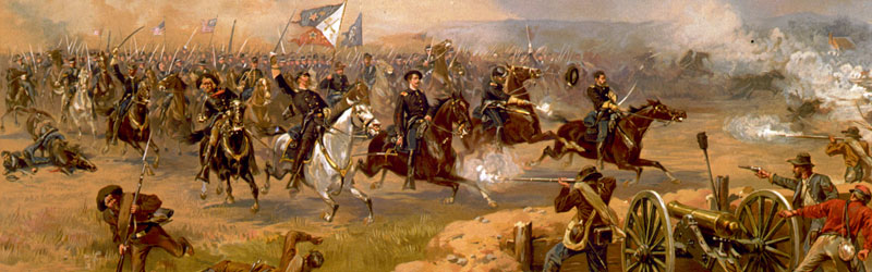 Sheridan's 1864 Shenandoah Valley Campaign | Center of ...