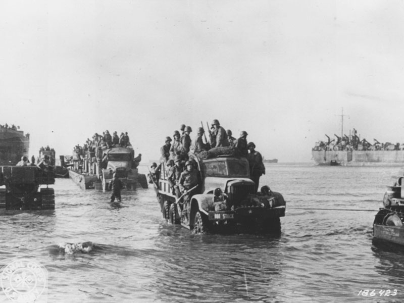 """a history of the battle of anzio """"very few americans know about the battle of anzio as compared to the  in  order for marines to learn tactical decisions and corps history."""