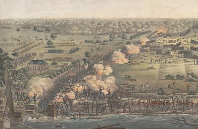 the battle of new orleans essay The battle of new orleans was an american successful scuffle under the leadership of the reputable andrew jackson against the british troops in january 8, 1815 a few weeks after the signing.