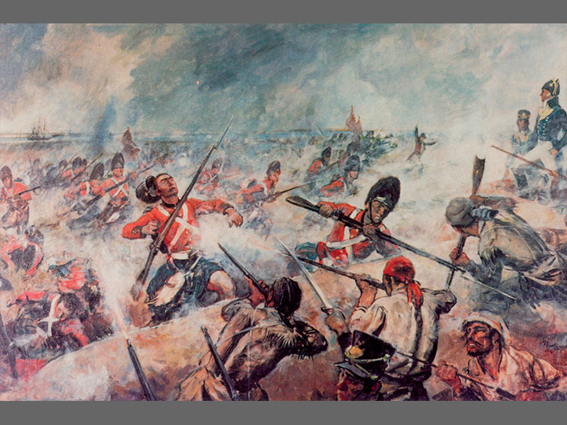 account of the battle of new orleans Find out more about the history of battle of new orleans, including videos, interesting articles, pictures, historical features and more get all the facts on historycom.