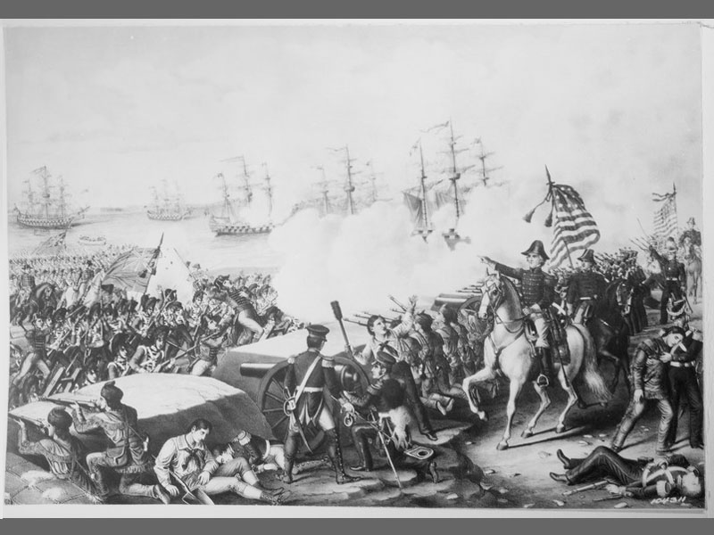 an overview of the battle of new orleans of 1812 Ever wonder how many different groups were involved in the war of 1812 the war of 1812: an overview andrew jackson and winning the battle of new orleans.