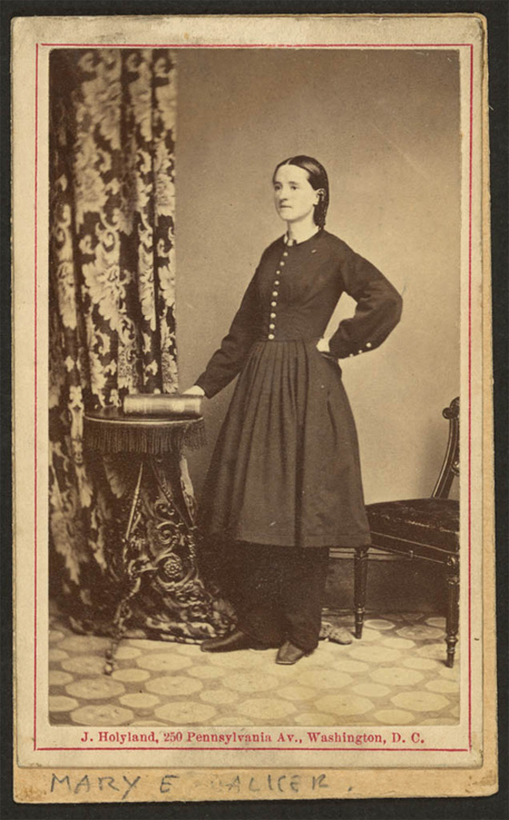 dr mary walker biography book