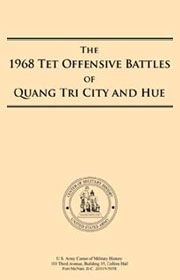 1968 Vietnam Tet Offensive - Battles of Quang Tri City and Hue - download PDF