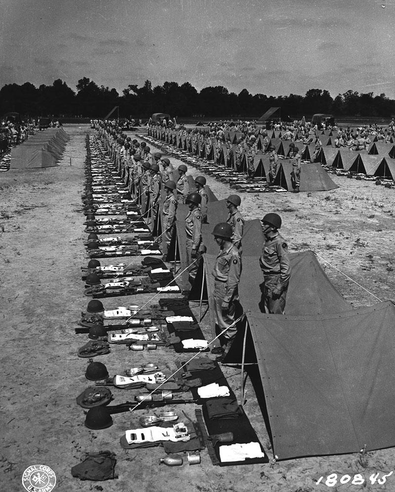 War: World War II: Preparing For Battle