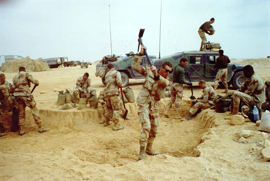 a history of the persian gulf war in 1990 The start of the persian gulf war was when saddam hussein invaded kuwait in 1990 he invaded kuwait mostly because he wanted the oil.